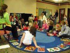 Preschool Story Time Kannapolis, North Carolina  #Kids #Events