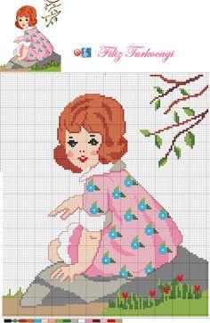 Bir tane daha ekleyim yetsin şimdilik...Hep kız çocuklar için oldu farkındayım :)) Designed by Filiz Türkocağı...