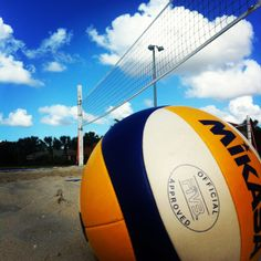 voleiball is more than a hobbie . it's a life .