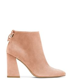 Stuart Weitzman  GRANDIOSE BOOTIE    in Suede  SW Exclusives