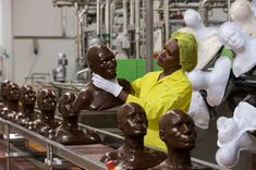 "mademoiselleclipon: ""Grace Jones and the Chocolate Factory! """