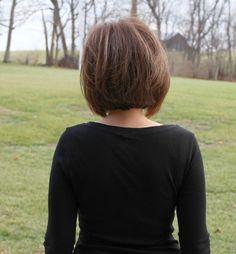 My Swing Bob Haircut - Grace & Beauty