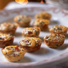 Top-Rated Egg Recipes | Mini Frittatas with Ham and Cheese | CookingLight.com