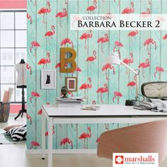 Give your #Walls a #Bohemian look with our Barbara Becker 2 collection. Hurry and #Marshalls your walls!! Shop now on www.marshallswallcoverings.com #DesignWalaColour #DesignerWalls #Wallpaper #HomeInterior #Interiors #WallDecor #MarshallsWallcoverings