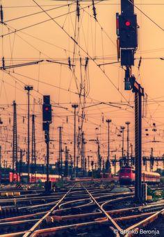 Bahnhof - Frankfurt am Main