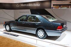 Mercedes 600 SEL - 1991
