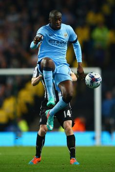 Inter Milan is rumoured to be planning to offer £46.2m over 4 years for Manchester City footballer Yaya Toure. It seems that this summer's transfer window will be action packed! Shop for your favorite team football shirts at www.soccerbox.com use coupon MAY2015 to save 10%