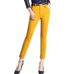 Casual Skinny Women Trousers     Tag a friend who would love this!     FREE Shipping Worldwide     Buy one here---> https://kkspot.com/product/casual-skinny-women-trousers/