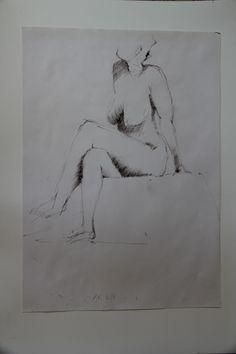 Tegning, model