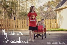 Best read, yet...but how do you explain that to people?  LOL  Homeschool Socialization