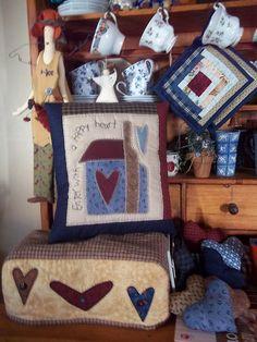 More kitchen love;  Tiki Brophy My Quilt Room