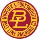Norfolk and Portsmouth Belt Line Railroad. (VA).  1898-present.  A class III railroad  jointly owned  by Norfolk Southern Railway and CSX Transportation.