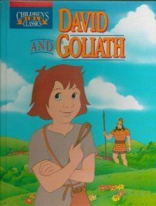 David and Goliath (Childrens Bible Classics): Bill Yenne, Timothy Jacobs, Pete Avdoulos: 9780840749130: Amazon.com: Books