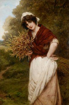 William Oliver - Harvest Time