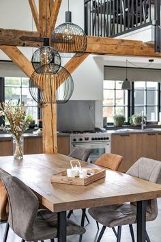 Heerlijke leefkeuken Interior Design, Nest Design, Home Interior Design, Interior Designing, Home Decor, Interiors, Design Interiors