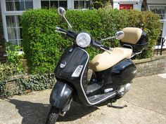 Modern Vespa : post pics of your gts