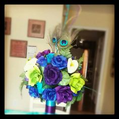 #peacockwedding #wedding #weddinginspiration #vibrant #homedecor