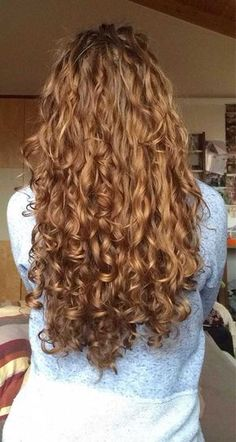 13.Curly Hairstyles.... this is almost exactly how my hair is... or was when it was longer