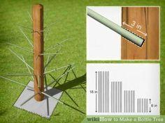 Image titled Make a Bottle Tree Step 7