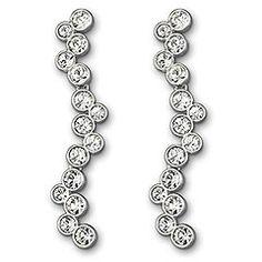 Fidelity Earrings by Swarovski
