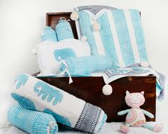 This baby bedset was inspired by the incredible story of an elephant called…