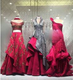 At the launch of 'Scape Song' at today . 476 Milestone Road No. Indian Designer Outfits, Designer Gowns, Indian Outfits, Indian Wedding Gowns, Indian Gowns Dresses, Gown Wedding, Bridal Lehenga, Lehenga Choli, Anarkali