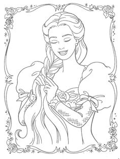 princess barbie coloring pages to print coloring pages to print