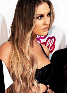 """pezzabam: """"Perrie Edwards at the Jingle Bell Ball - Dec.3.16 """""""