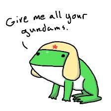 Image result for sergeant frog
