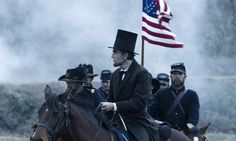 Happy #4thofJuly! Have you seen the critically acclaimed 'Lincoln' #movie? Watch the #film trailer here! #GodBlessAmerica