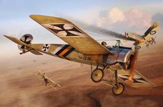 Aviation Art / Artwork from several artists, covering all ages of aviation. I've created this album to avoid pinning these to my general Aviation album where I'll try to include real photos (vintage or actual). / by Daniel Zarcos Palma Airplane Drawing, Airplane Art, Parasol, Aircraft Design, World War One, Aviation Art, Fighter Aircraft, Military Art, Box Art