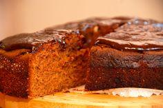 Chokoladekage med Baileys opskrift