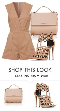 """Untitled #288"" by samstyles001 on Polyvore featuring Givenchy and Giuseppe Zanotti"