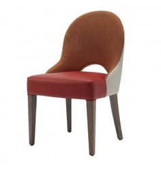 Tormalina 4 side chair  #contract #restaurant #chair
