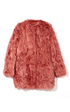 Alpaca Coat by Peter Som for Preorder on Moda Operandi