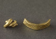 Viking age/Hack-gold /Vaasa Finnish