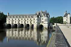 Château de Chenonceau in the Loire valley, France by Angelo Ferraris on 500px