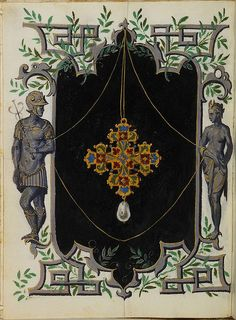 Jewel Book of the Duchess Anna of Bavaria (1550s) g | Flickr - Photo Sharing!