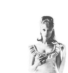 Pattie Boyd She married The Lovely George Harrison<3 They honestly would have had the most pretty children...