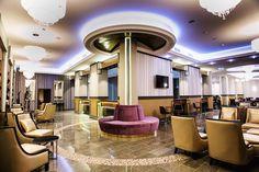 Grand Hotel Glorius Makó - hotel lobby http://glorius.hu