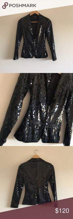 ➕Sequined Jacket! ➕Sequined Jacket! bebe Jackets & Coats