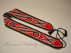 Sash (Choctaw style)