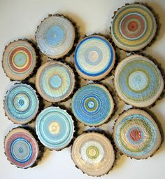 tree ring crafts