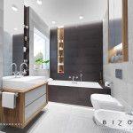 Dom jednorodzinny w Grójcu   Projektowanie wnętrz mieszkalnych, komercyjnych – Bizzonarch