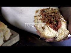 Banquete » CACHORRO QUENTE COM BATATA PALHA CASEIRA