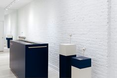 Larsson & Jennings Open First U. Store in New York City Larsson And Jennings Watch, Swiss Made Watches, Clean Design, Minimalist, Nyc, Contemporary, Store, City