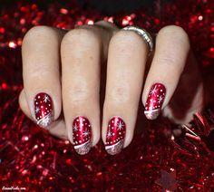 Amazing fashion nails: lizananails: Christmas Nails 2.0 !!!...