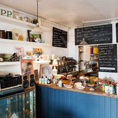 St David's Coffee House, Forest Hill