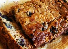 Another scrumptious paleo treat I'd recommend is this Blueberry Banana Loaf. Bananas can do wonders, especially the overriped ones. No honey or sweeteners is needed here. I promise you, this will not be a let down!