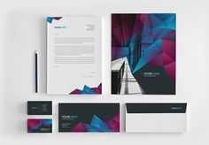 COOL MODERN BROCHURE  This brochure is an ideal way to showcase your business in an original way. It is a horizontal design, available in A4 and Letter paper formats. It contains 32 pages, which y...